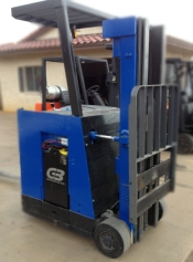 Crown Forklift - 190 inch max height